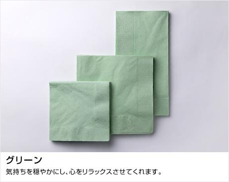 レギュラーカラーシリーズ グリーン