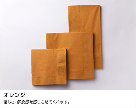 テイスティカラーシリーズ オレンジ